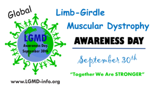 5th Annual LGMD Awareness Day @ Worldwide