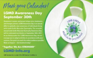 7th Annual LGMD Awareness Day